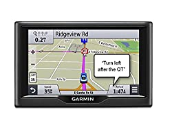 Garmin Nuvi 57lm Gps Navigator System With Spoken Turn-by-turn Directions,5 Inch Display, Lifetime Map Updates, Direct Access, & Speed Limit Displays 1