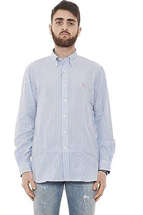 Polo Ralph Lauren - Camisa Casual - Rayas - con Botones - Manga ...