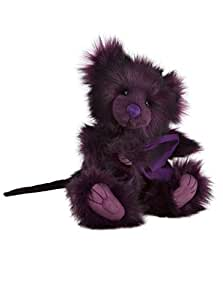 Charlie Bear - BRAT (The Rat) - Soft Cute Plush Collectible Toy- Teddy Bear- Birthday, Christmas Gift