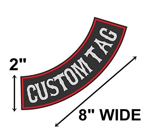 (Custom Embroidered 8