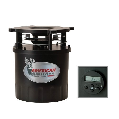 gsm-outdoors-30591-american-hunter-rd-pro-digital-feeder-kit-and-varmint-guard