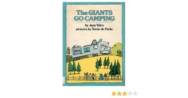 The giants go camping: Amazon.es: Libros