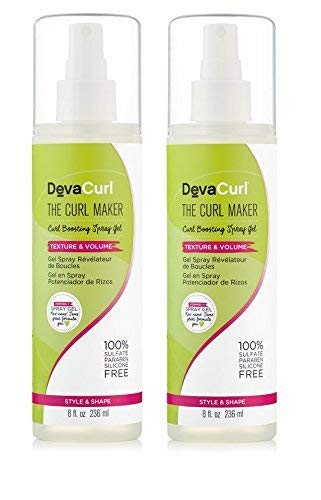 DevaCurl by DevaCurl SPRAY GEL 8OZ (Package of - Spray Gel Boosting