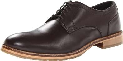 Ben Sherman Men's Benson Leather Oxford,Brown,9 M US