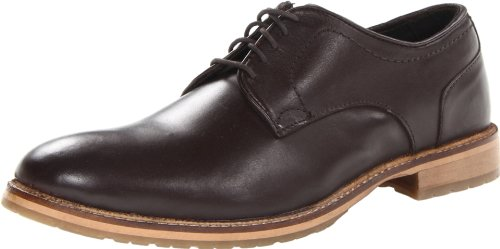 Ben Sherman Men's Benson Leather Oxford,Brown,9 M US - Ben Sherman Lace Shoes