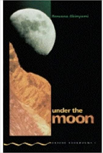 under the moon level 1 oxford bookworms library akinyemi rowena