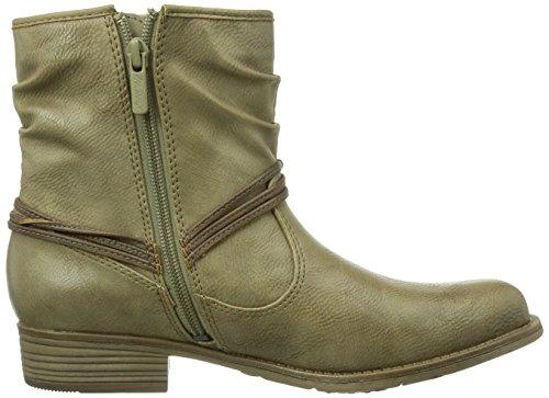 Taupe Mustang Femme 318 Marron Boots w7qwIO8Sx