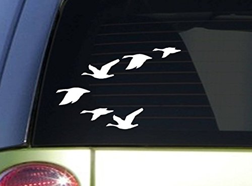 Geese Decal - 2