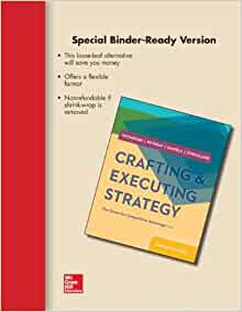 Loose leaf crafting and executing strategy the quest for for Crafting and executing strategy cases