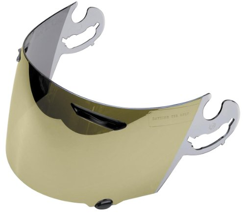 (Arai Helmets Faceshield - Gold Mirror 1370 031860)