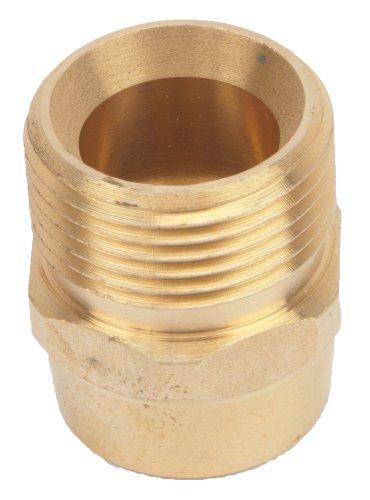 Pressure Washer Accessories, Female Screw Nipple, M22M by 1/4-Inch Female NPT - Forney 75114