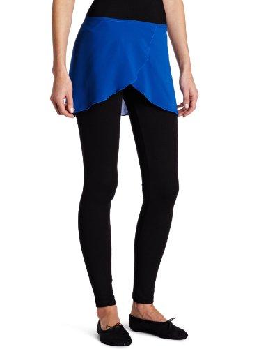 (Sansha Women's Skye Dance Skirt, Royal Blue, X-Large 6)