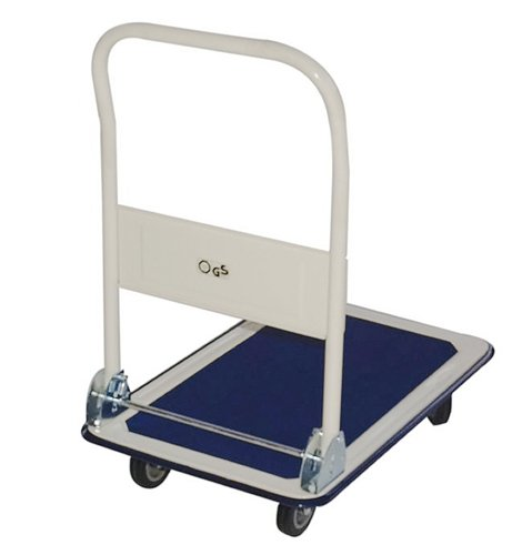 Industrial Platform (Milwaukee Hand Trucks 33881 19-Inch by 29-Inch Folding Handle Platform Truck)