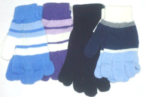 set-of-four-sona-striped-magic-gloves-for-adults