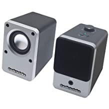 audio-technica desktop speakers Silver AT-SP102