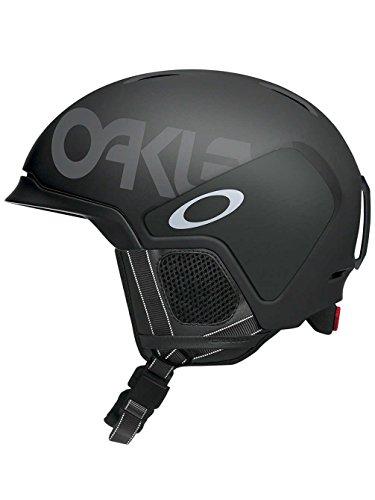 Oakley Mod3 Factory Pilot Snow Helmet, Matte Black, - Oakley Warehouse