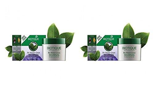 Biotique Bio Winter Green Spot Correcting Anti Acne Cream, 1