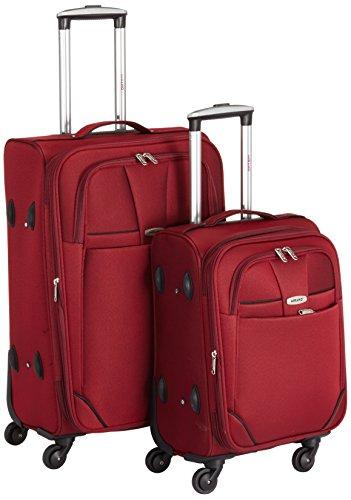 Mirano Set di valigie 220111 Rosso 13 L