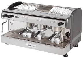 Cafetera eléctrica Profesional bartsher – 3 grupos – 4,3 kW – Neuve – equipementpro: Amazon.es: Hogar