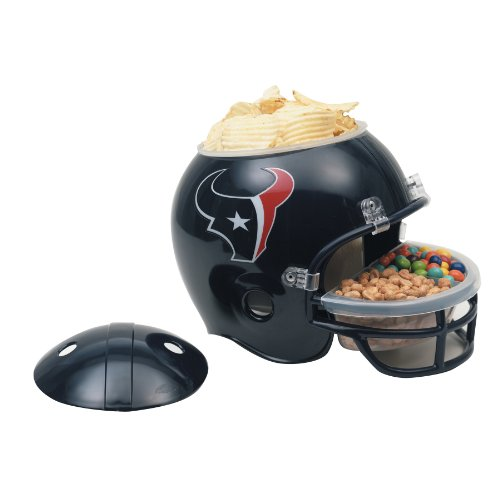 NFL Houston Texans Snack Helmet ()