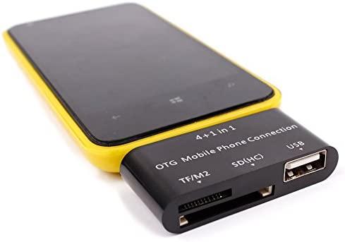 DURAGADGET Lector De Tarjetas para Tablet Huawei MediaPad M2 ...
