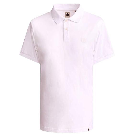 4d6abd8acce Pretty Green Jersey Polo Shirt Navy Amazon co uk Clothing