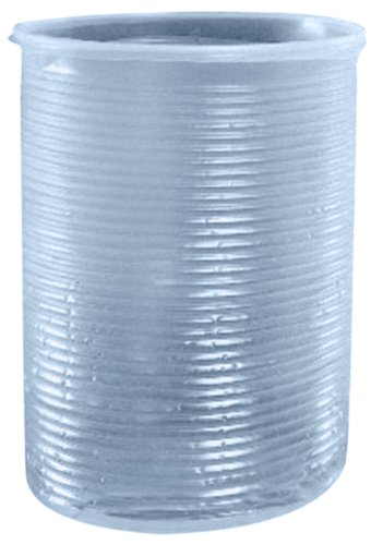 New-Pig-GEN302-LDPE-Accordian-Drum-Insert-22-12-Diameter-x-34-12-Height-x-15-mil-Thick-Clear-For-55-Gallon-Drums-Box-of-20