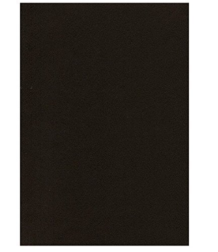 50 x black 300gsm thick craft hobby cardstock decoupage scrapbooking