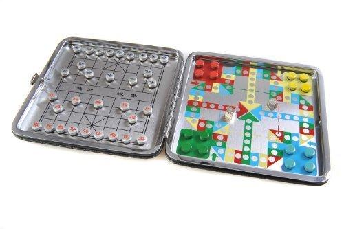 Attica Alu Series: aluminium leather box