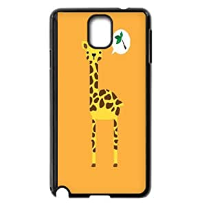 Wholesale Cheap Phone Case For Samsung Galaxy NOTE4 Case Cover -Giraffe Animal-LingYan Store Case 9