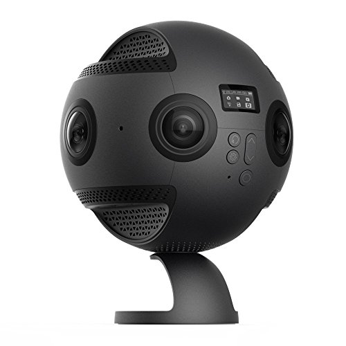 A truly professional 360 camera