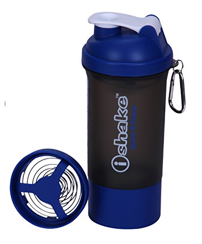 IShake Cool Olympic Blender Bottle 600 ml