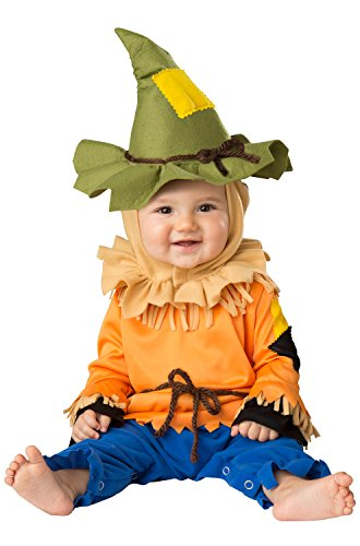 InCharacter Silly Scarecrow Infant Costume-Large (18-2T)
