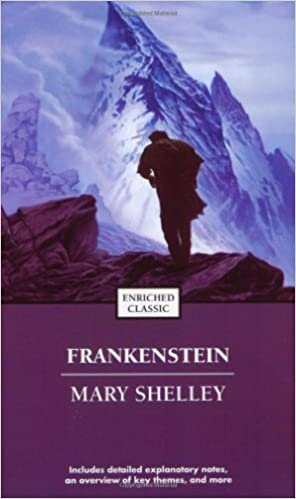 frankenstein essay mary shelley What can stop the determined heart and resolved will of man (shelley p22) says captain walton in mary shelley's gothic novel, frankenstein or the modern prometheus.