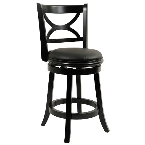 High Back Bar Stools - 8