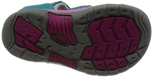 Keen Fille 000 Sandales XX de Viridian Randonnée H2 Newport Turquoise Dots Purple wrqpXPr7