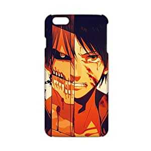 Fortune Brown distinctive boy 3D Phone Case for iPhone 6 plus