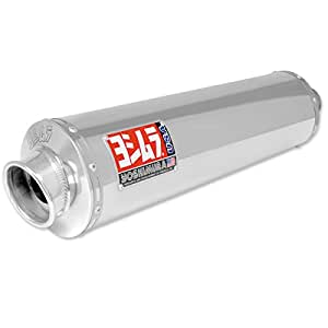 Yoshimura RS-3 Stainless Steel Oval Slip-On Exhaust System - Yamaha YZF-R6 1999-2002