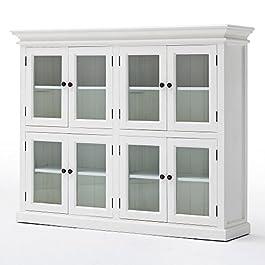 Nova Solo Halifax 8-Door Pantry Cabinet