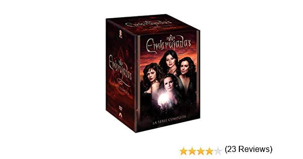 Embrujadas (Megapack Serie Completa) [DVD]: Amazon.es: Holly Marie Combs, Alyssa Milano, Brian Krause, Rose McGowan, Brian Krause, Shannen Doherty, Constance M. Burge, Holly Marie Combs, Alyssa Milano, Spelling Television, Northshore Productions, Paramount