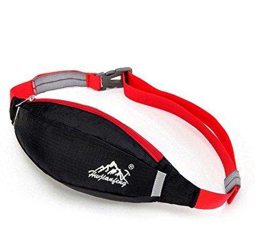 [해외]Morecome Waterproof Running 허리 파우치 하이킹 Zip Bag/Morecome Waterproof Running Waist Pouch Hiking Zip Bag