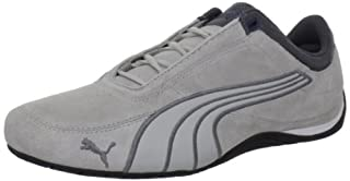 buy online 3de03 31865 PUMA Men's Drift cat 4 Suede-m, Gray Violet/Steel Grey 12 D ...