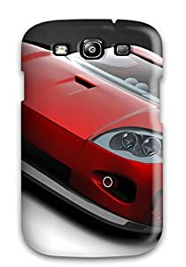 New Fashionable Cody Elizabeth Weaver Fjjahcp2835AoHmR Cover Case Specially Made For Galaxy S3(koenigsegg Red Concept Car)