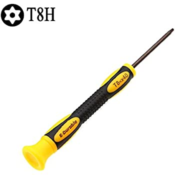 Torx T8 T8H Security Type Tamper Proof Premium Durable Screwdriver For Xbox 360 Wired And Wireless Controller Sodial Sodial