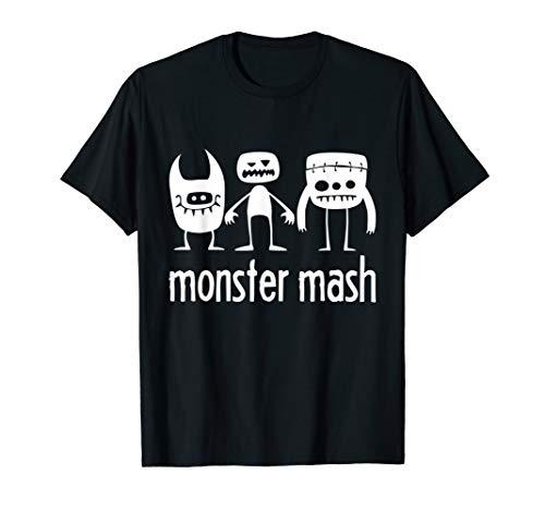 (Monster Mash - Cute Halloween Shirt or)