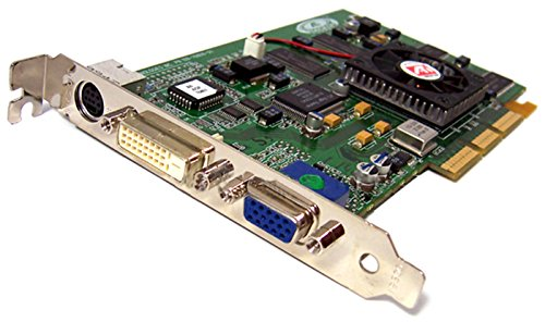 ATI - 32MB 4X AGP Video Card - 109-76800-00 (Card 32 Agp Mb)