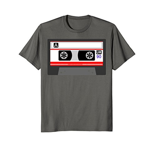 Cassette Tape Costume Shirt 80s 90s Party Tee (More (Hip Hop Party Costume Ideas)
