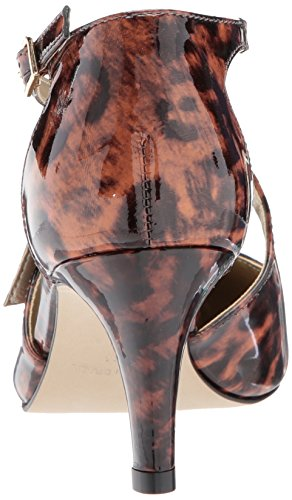 Pump Leather Walking Women's Cradles Stella Patent Leopard tA6zq