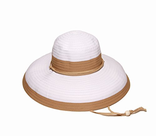 physician-endorsed-womens-gemini-ribbon-chin-strap-packable-sun-hat-rated-upf-50-for-max-sun-protect