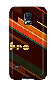 Tpu Case For Galaxy S5 With Retro